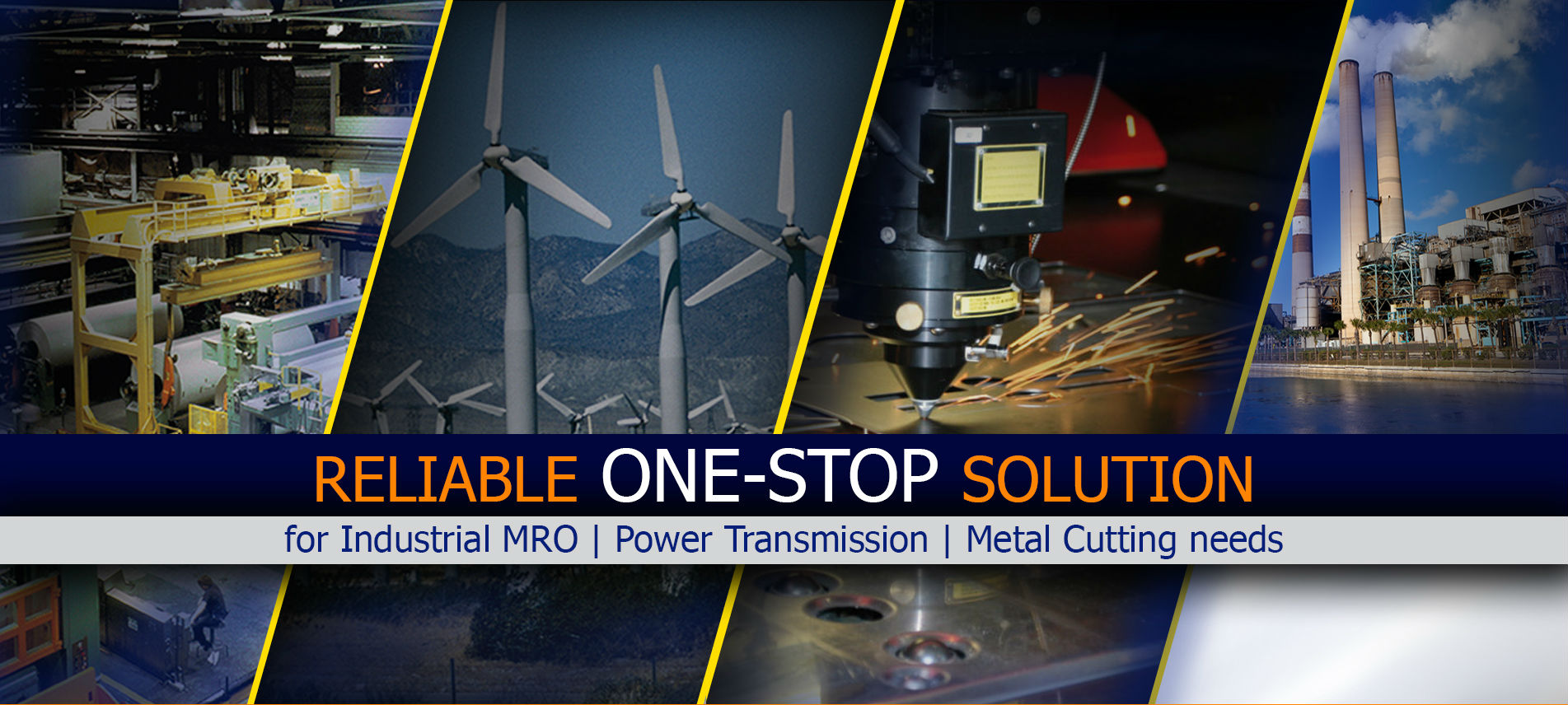 reliable one stop solution